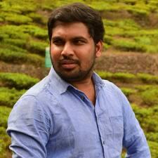 Profil Pengguna Krishnakumar