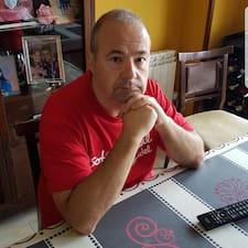 Perfil de l'usuari José Luis