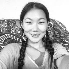 Miwa felhasználói profilja