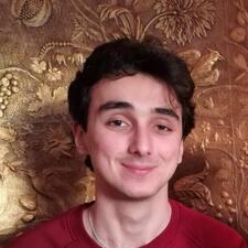 Henkilön Arnaud käyttäjäprofiili
