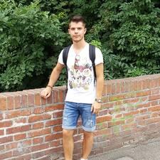 Sylvain felhasználói profilja