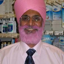 Tarvinder Singh Brugerprofil