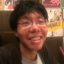 Profil utilisateur de Yifu