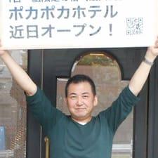 Profilo utente di Katsuhiko