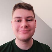 Sander felhasználói profilja