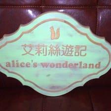 Profil utilisateur de 艾莉絲遊記