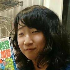 Profil utilisateur de Hiroko