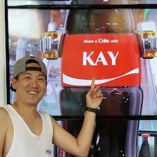 Användarprofil för Kay