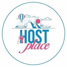 Hostplace的用戶個人資料