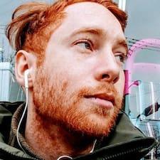 Profil Pengguna Evan