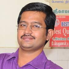 Profil utilisateur de Maharaj