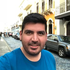 Matias felhasználói profilja