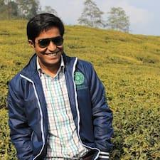 Profil utilisateur de Rishav