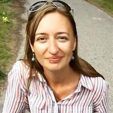 Användarprofil för Alexandra