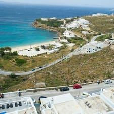 Villa Elina Agios Stefanos es el anfitrión.