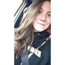 Allie felhasználói profilja