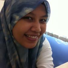 Perfil do utilizador de Siti K
