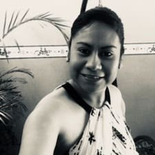 Claudia Patricia的用戶個人資料