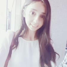 Marwa felhasználói profilja