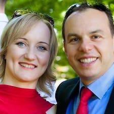 Henkilön Martina & Fabrice käyttäjäprofiili