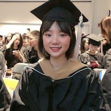 Shuyang felhasználói profilja
