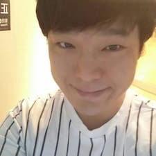 Perfil do usuário de 우진