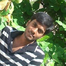 Ajay Brukerprofil