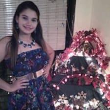 Gina Alejandra felhasználói profilja