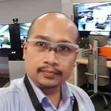 Användarprofil för Saiful Jazri