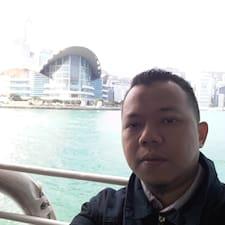 Umar felhasználói profilja