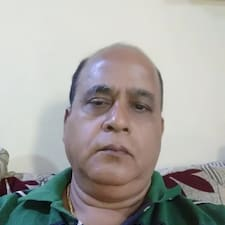 Seetharaman User Profile