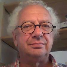 Perfil do utilizador de François