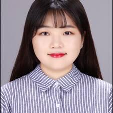 혜지 felhasználói profilja