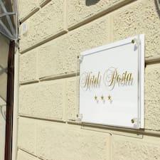 Hotel Posta的用戶個人資料