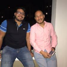 Jose  Y Danny的用戶個人資料