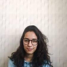 Thalita felhasználói profilja