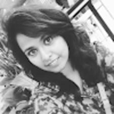 Abhinandini felhasználói profilja