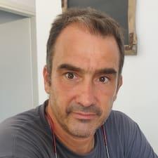 Χαραλαμποσ - Uživatelský profil