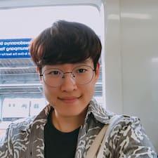 Perfil do usuário de 승환