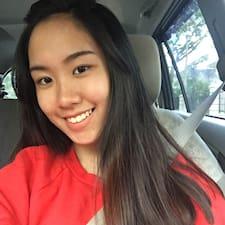 Liv Audrey felhasználói profilja