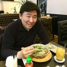 Shien Wei - Uživatelský profil