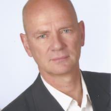 Perfil do utilizador de Claus-Dieter