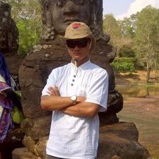 Henkilön Muhammad Nur Azraq käyttäjäprofiili