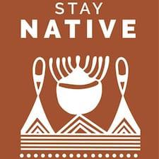 Nutzerprofil von Stay Native