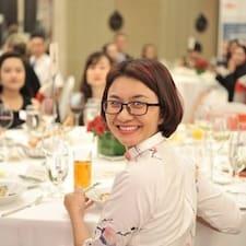Profil utilisateur de Thi Hoang Yen
