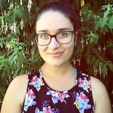 Profil utilisateur de Gina-Rose