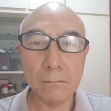 Yongqing felhasználói profilja