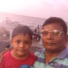 Nutzerprofil von Prithvi