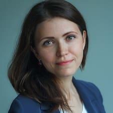 Perfil de l'usuari Olga