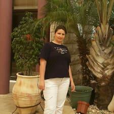 Doina felhasználói profilja